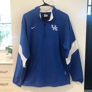 Nike University of Kentucky Windbreaker